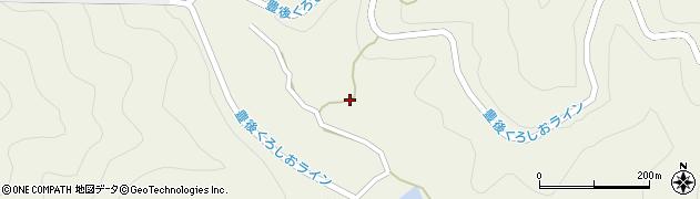 大分県佐伯市蒲江大字畑野浦2960周辺の地図