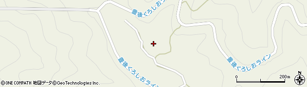 大分県佐伯市蒲江大字畑野浦2998周辺の地図