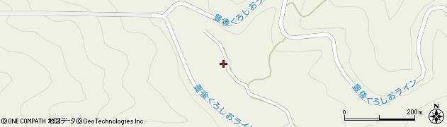 大分県佐伯市蒲江大字畑野浦3017周辺の地図