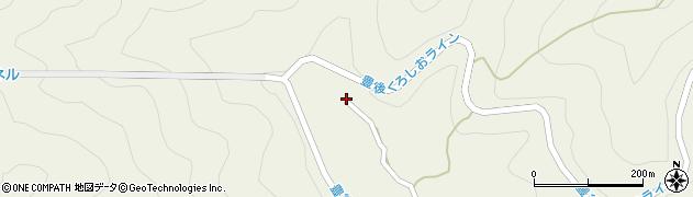 大分県佐伯市蒲江大字畑野浦3088周辺の地図