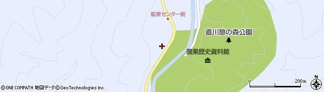 大分県佐伯市直川大字赤木1338周辺の地図