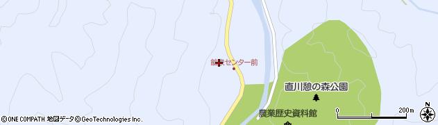 大分県佐伯市直川大字赤木1285周辺の地図