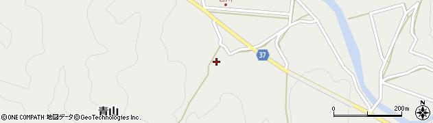 大分県佐伯市青山1894周辺の地図