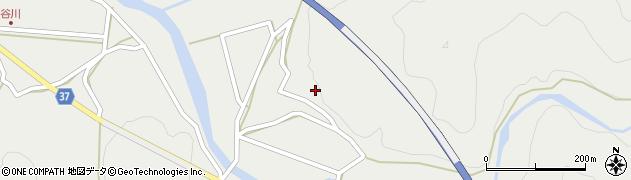 大分県佐伯市青山1151周辺の地図