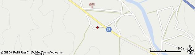 大分県佐伯市青山1989周辺の地図