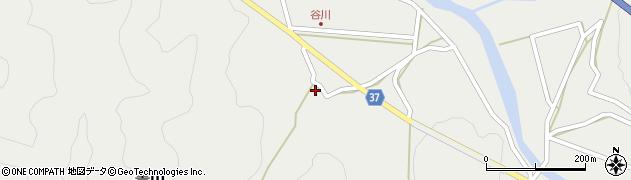 大分県佐伯市青山1902周辺の地図