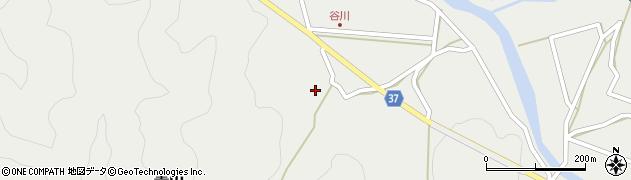 大分県佐伯市青山1905周辺の地図