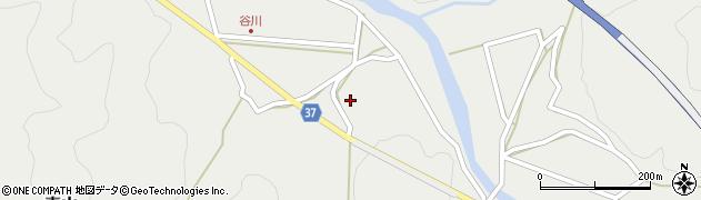大分県佐伯市青山1711周辺の地図