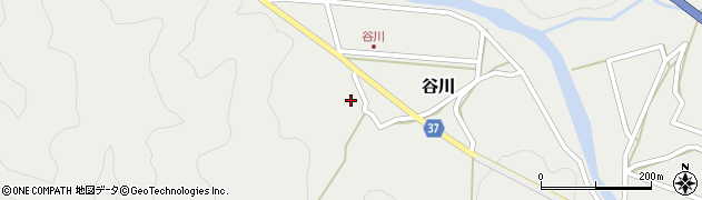 大分県佐伯市青山1904周辺の地図