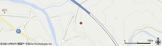 大分県佐伯市青山1147周辺の地図