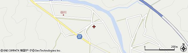 大分県佐伯市青山1712周辺の地図