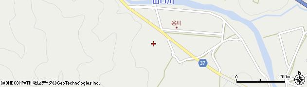 大分県佐伯市青山1909周辺の地図
