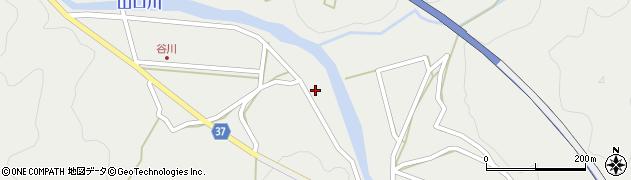 大分県佐伯市青山1688周辺の地図