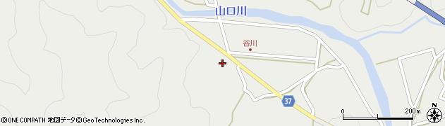 大分県佐伯市青山1956周辺の地図