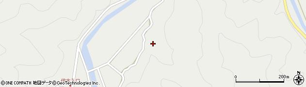 大分県佐伯市青山5356周辺の地図