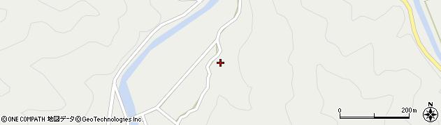 大分県佐伯市青山5348周辺の地図