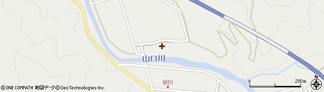 大分県佐伯市青山2180周辺の地図