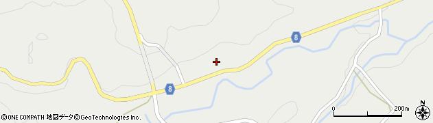 大分県竹田市九重野2184周辺の地図