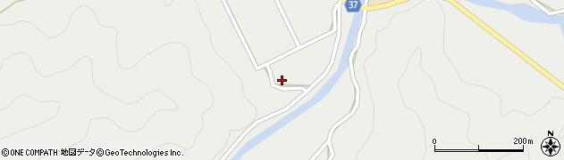 大分県佐伯市青山5562周辺の地図