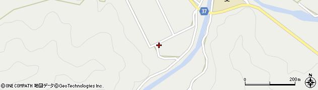 大分県佐伯市青山5646周辺の地図