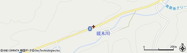 大分県竹田市九重野1941周辺の地図