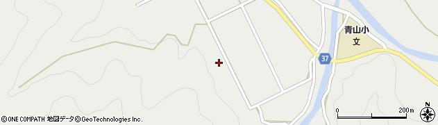 大分県佐伯市青山5618周辺の地図