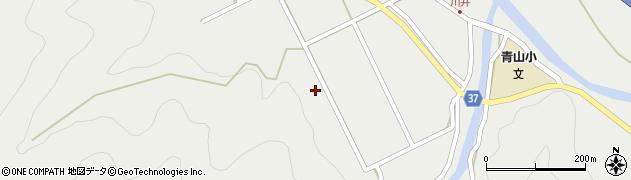 大分県佐伯市青山5614周辺の地図