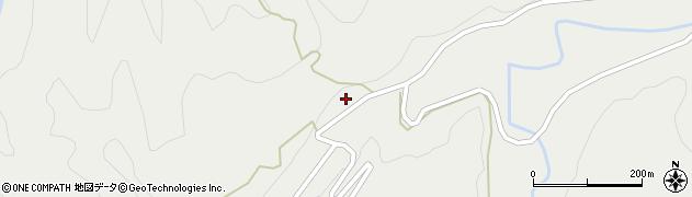 大分県竹田市九重野4175周辺の地図