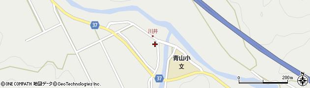 大分県佐伯市青山5452周辺の地図