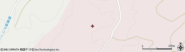 大分県竹田市中角1296周辺の地図