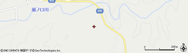 大分県竹田市九重野3039周辺の地図