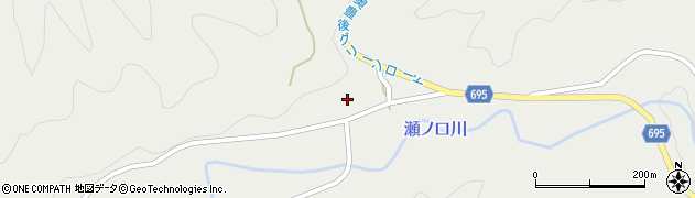 大分県竹田市九重野4069周辺の地図