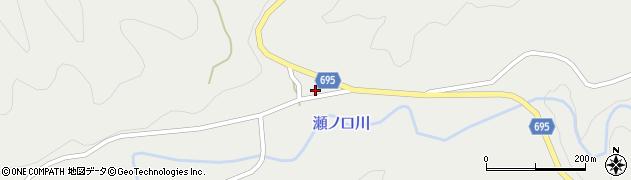 大分県竹田市九重野4117周辺の地図