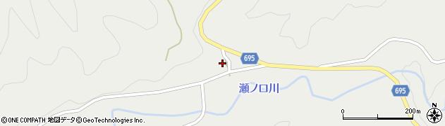 大分県竹田市九重野4112周辺の地図