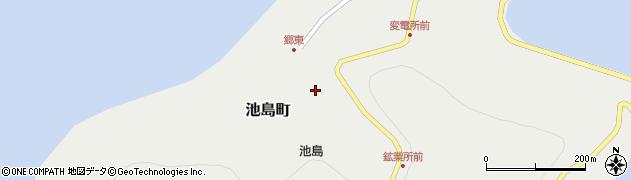 長崎県長崎市池島町周辺の地図