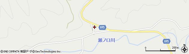 大分県竹田市九重野4113周辺の地図