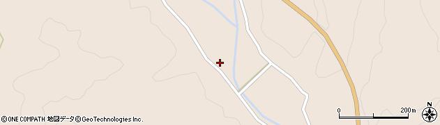 大分県佐伯市宇目大字小野市314周辺の地図