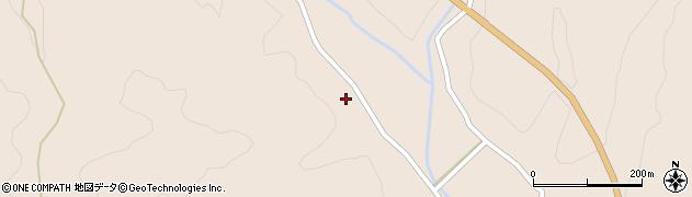大分県佐伯市宇目大字小野市251周辺の地図