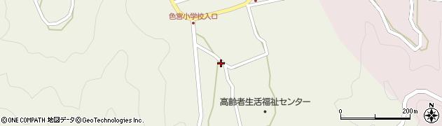 大分県佐伯市米水津大字色利浦1565周辺の地図