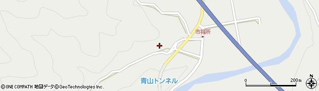 大分県佐伯市青山6724周辺の地図