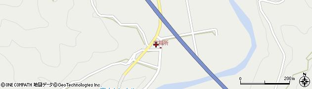 大分県佐伯市青山6697周辺の地図