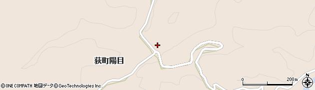 大分県竹田市荻町陽目202周辺の地図