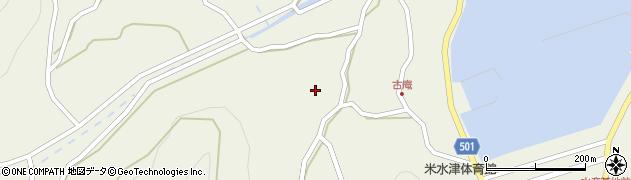 大分県佐伯市米水津大字色利浦1354周辺の地図