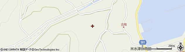 大分県佐伯市米水津大字色利浦1361周辺の地図