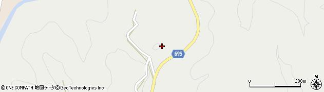 大分県竹田市九重野3904周辺の地図