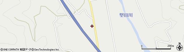 大分県佐伯市青山6510周辺の地図