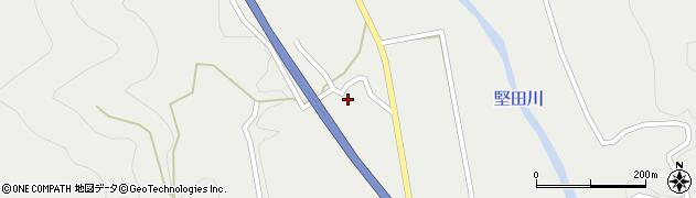大分県佐伯市青山6488周辺の地図