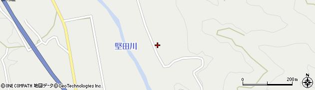 大分県佐伯市青山7279周辺の地図