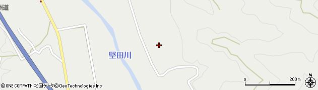 大分県佐伯市青山7304周辺の地図