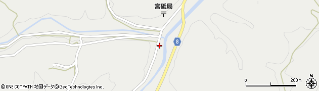大分県竹田市次倉4716周辺の地図